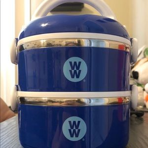 WW (Weight Watchers) Stackable Lunchbox New